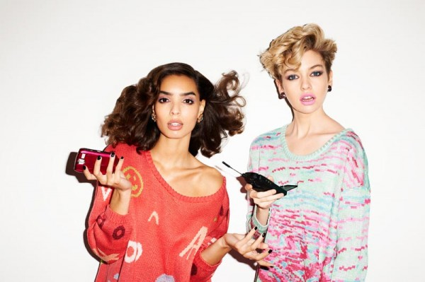 Sabrina Nait & Stella Maxwell Star in Nasty Gal's Fall 2012 Campaign by Terry Richardson