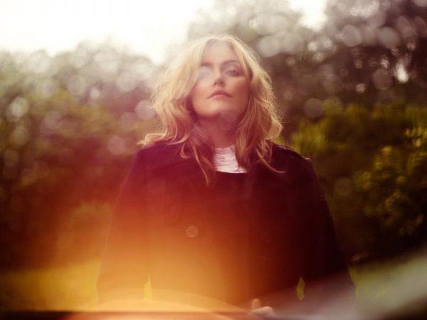 Sophie Dahl Enters the Wilderness for Aubin & Wills' F/W 2012 Campaign by Annemarieke van Drimmelen