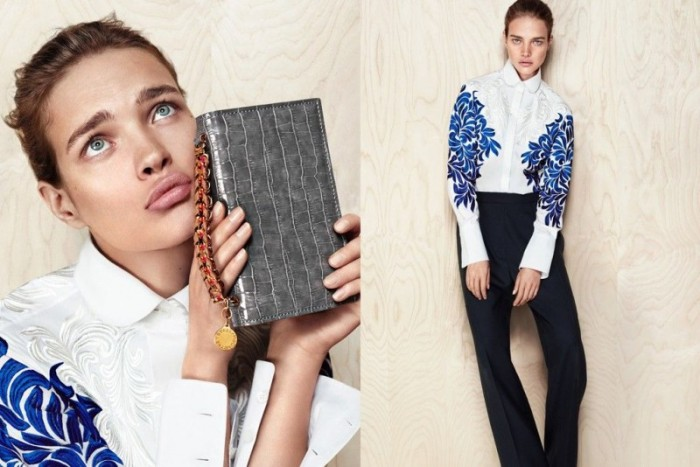 Natalia Vodianova Gets Quirky for Stella McCartney's Fall 2012 Campaign by Mert & Marcus