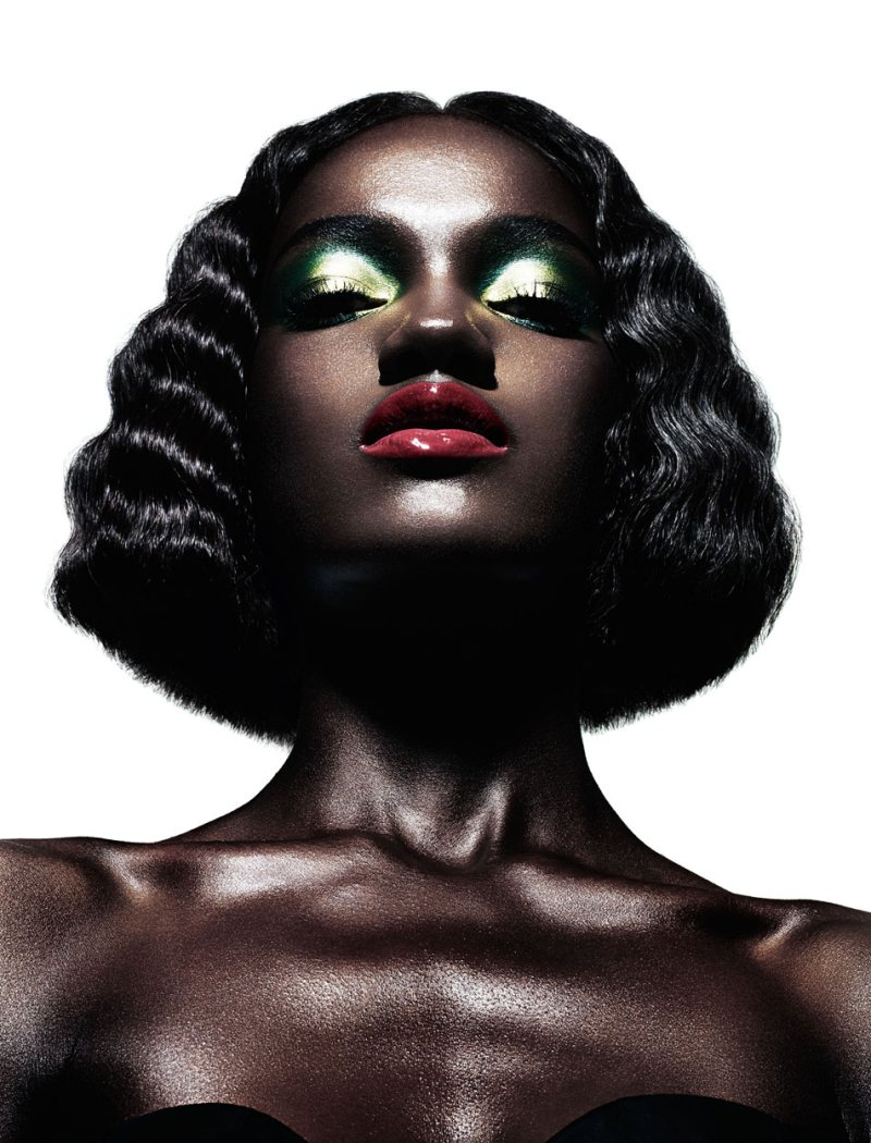 Daniel Sannwald Captures Herieth Paul & Jeneil Williams for POP's F/W 2012 Issue