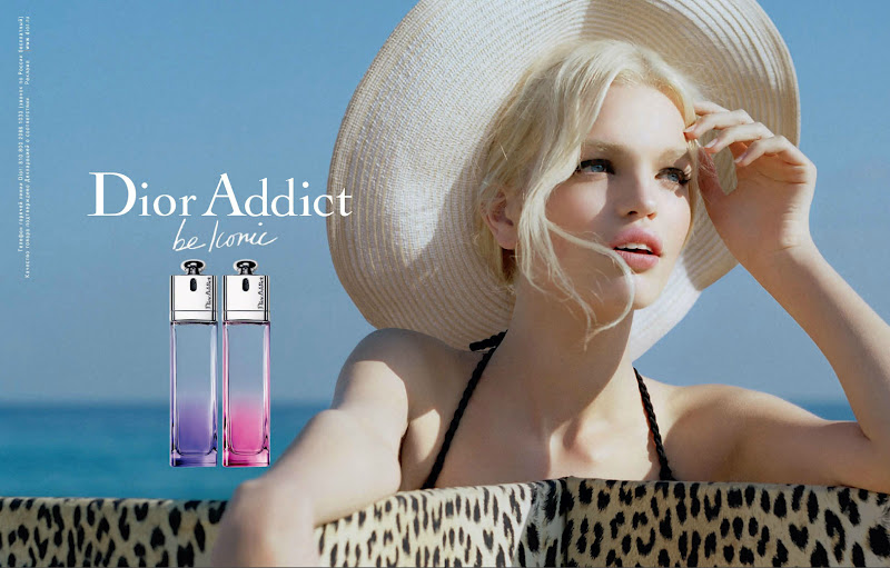 Daphne Groeneveld Gets Cinematic for the New Dior Addict Campaign