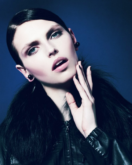 Karlina Caune Is Exquisite in Enric Galceran's Shoot for BMM Magazine #40
