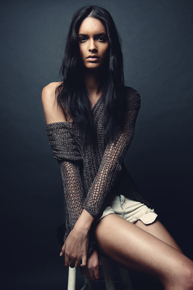 Fresh Face | Yamilca Ortiz by Matthew Priestley