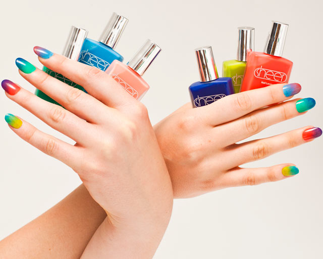 New Arrivals: Sheer Nail Lacquers by American Apparel