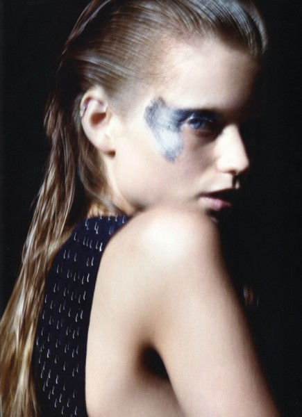 Lunaire | Abbey Lee Kershaw by Liz Collins for Numéro