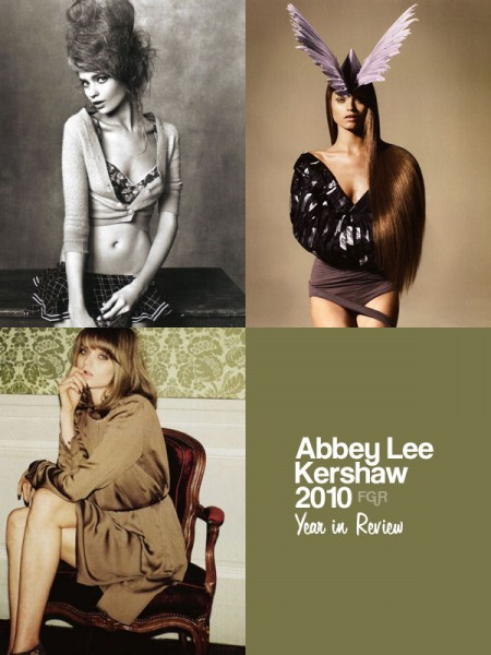 Abbey Lee Kershaw | Year in Review 2010