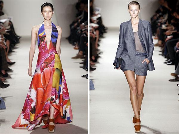 Akris Spring 2011   Paris Fashion Week