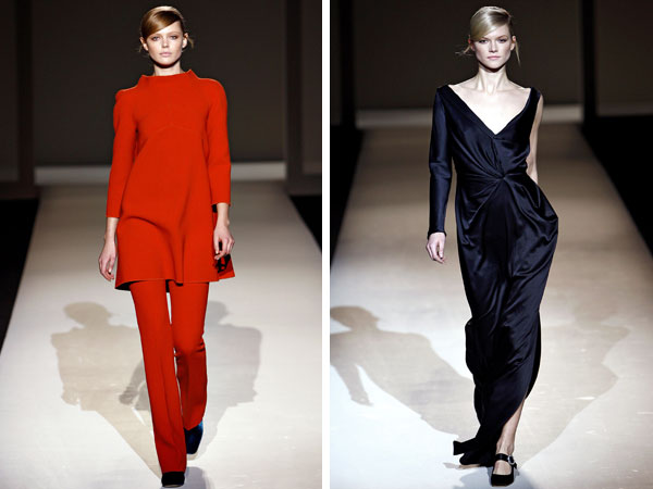 Alberta Ferretti Fall 2011 | Milan Fashion Week