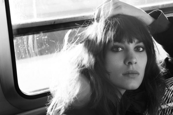 Alexa Chung Named Face of Maje's Fall 2012 Campaign