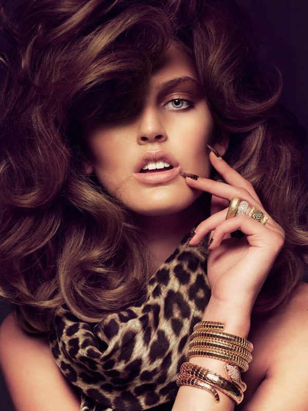 Ali Stephens by Hunter & Gatti for Woman September 2010