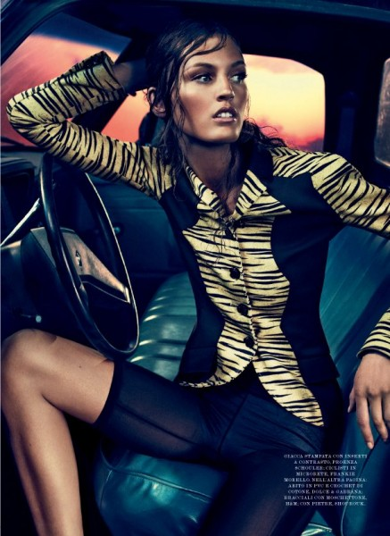 Ali Stephens by Thomas Cooksey for Flair April 2012