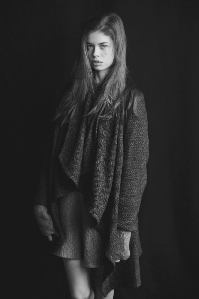 Fresh Face | Alica Kalk by Mathieu Vladimir Alliard