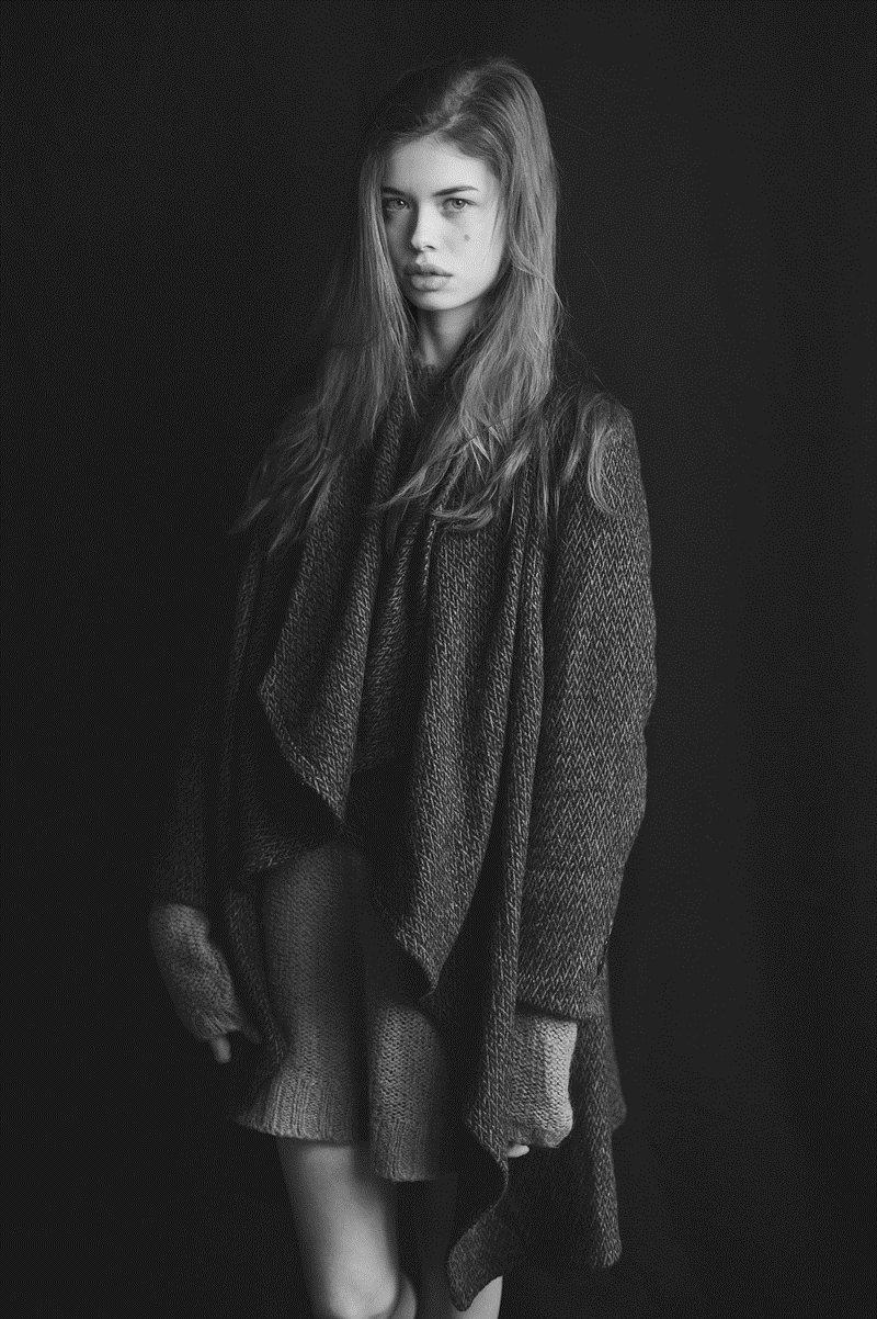 Fresh Face | Alica Kalk by Mathieu Vladimir Alliard