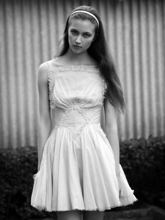 Portrait   Alina by Ruben Vega