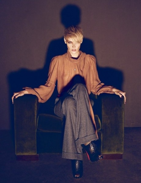 Kerri Lee Miller by Koray Birand for <em>All</em> January 2011