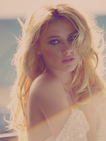 Amber Heard by Guy Aroch | <em>French Revue de Modes</em> Spring 2010
