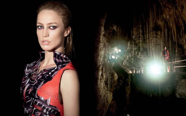 Raquel Zimmermann by Henrique Gendre | Animale Fall 2010 Campaign