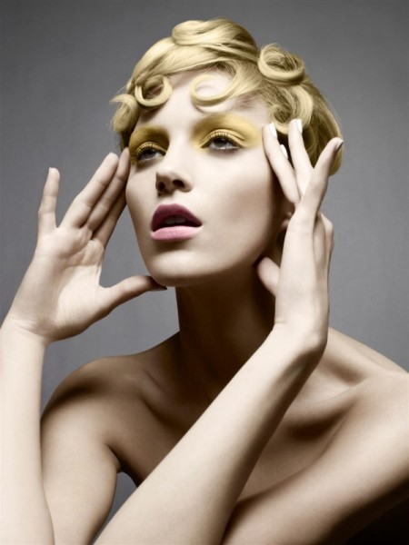 Morning Beauty | Anja Rubik by Sølve Sundsbø