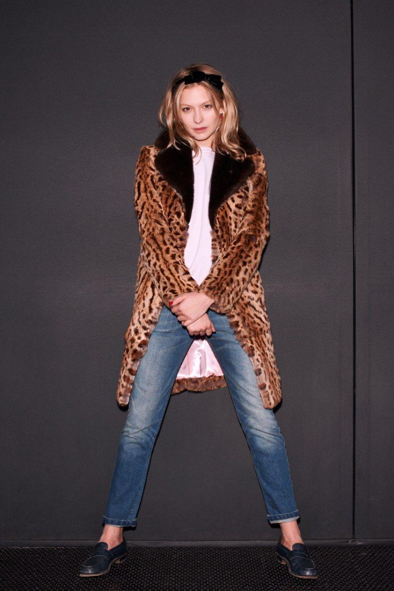 Annabelle Dexter-Jones by Eric Guillemain for Vogue Brazil April 2012