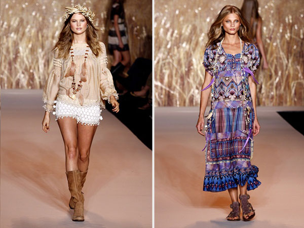 Anna Sui Spring 2011 | New York Fashion Week