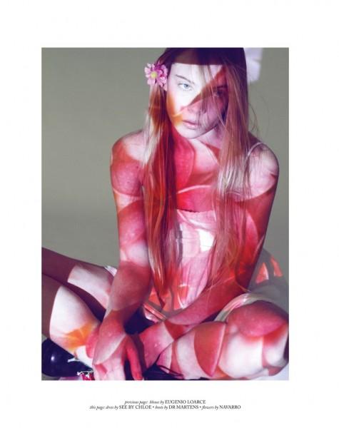 Soveija by Antia Pagant for Dahse Magazine