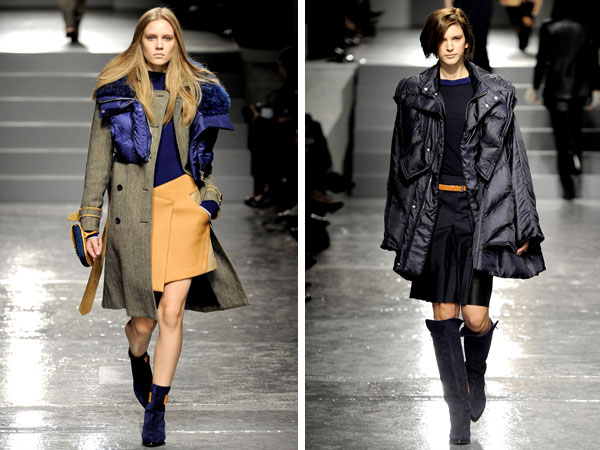 Aquascutum Fall 2011 | London Fashion Week