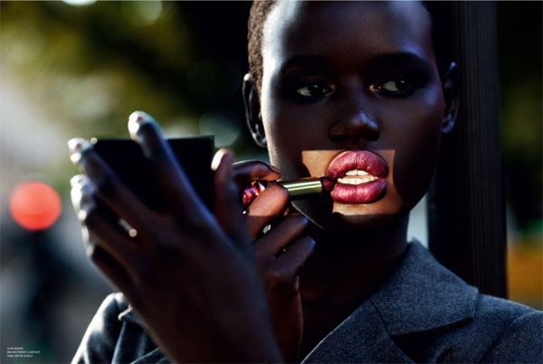 Ajak Deng & Ataui Deng for <em>Arise</em> #11 by John-Paul Pietrus