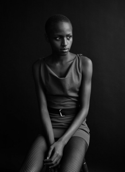 Fresh Face | Ashane Rose by Ross Shields
