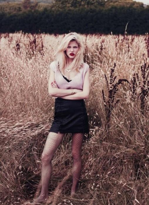 Ashley Smith by Paul Schmidt for Jalouse