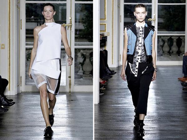 Balenciaga Spring 2011 | Paris Fashion Week