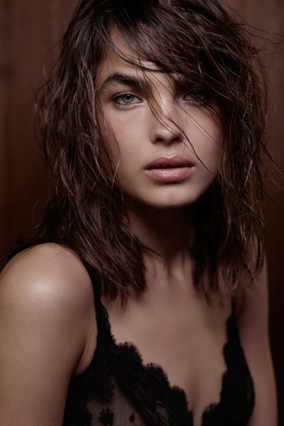 Bambi Northwood-Blyth by Stephen Ward for <em>Russh</em> #43
