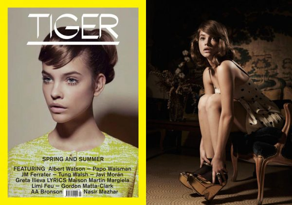 Barbara Palvin by Papo Waisman for Tiger Magazine #4