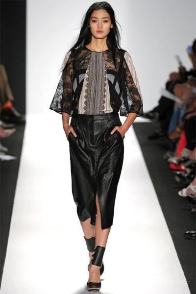BCBG Max Azria Spring 2013 | New York Fashion Week