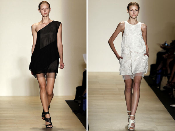 BCBG Max Azria Spring 2011 | New York Fashion Week