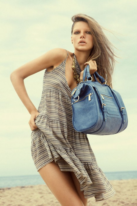 Bekah Jenkins by Chloe Crespi for Rebecca Minkoff Spring 2011 Campaign