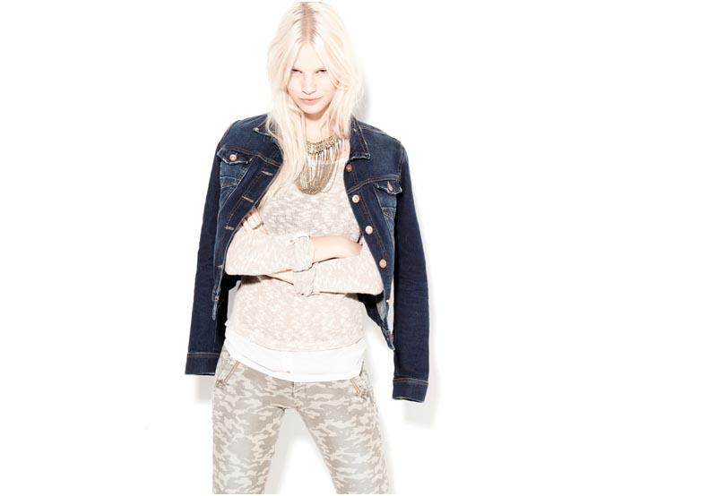 BSK by Bershka's September 2012 Lookbook Offers Youthful Styles