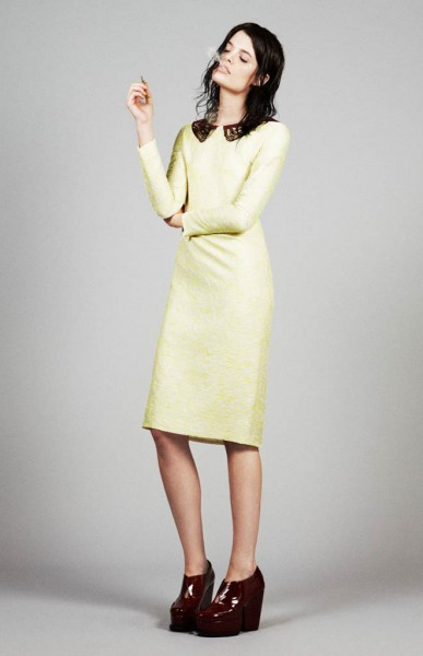 Blame's Fall 2012 Collection is Nostalgia for the Modern Woman