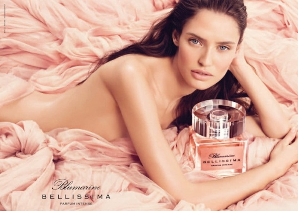Bellissima Intense by Blumarine Campaign | Bianca Balti by Michelangelo di Battista