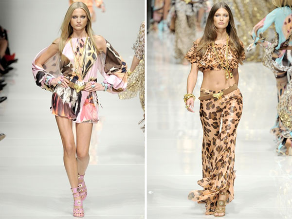 Blumarine Spring 2011 | Milan Fashion Week