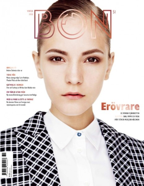 Bon Magazine   Even Just for a Day by Andreas Larsson