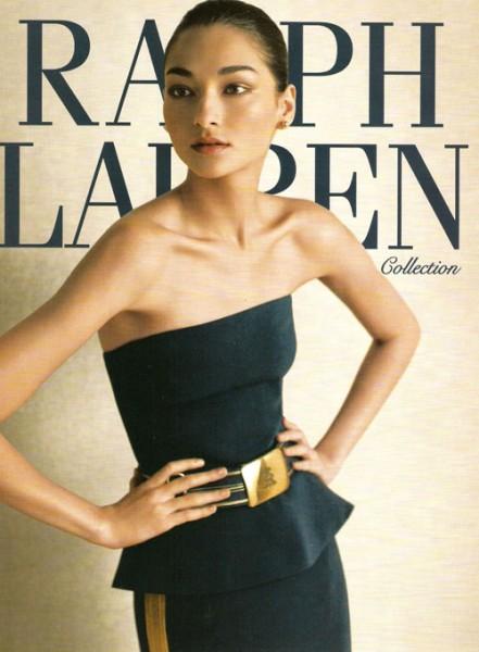Ralph Lauren Spring '10 Campaign | Bruna Tenório by Carter Berg
