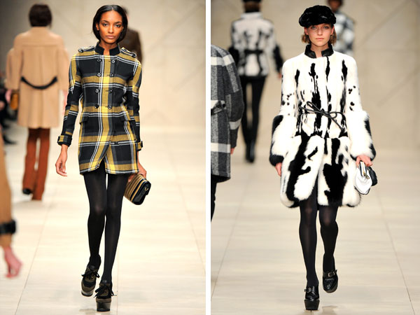 Burberry Fall 2011 | London Fashion Week