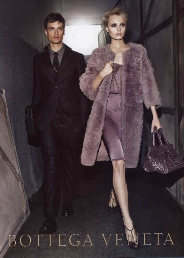 Bottega Veneta Fall/Winter 2009.2010 by Steven Meisel