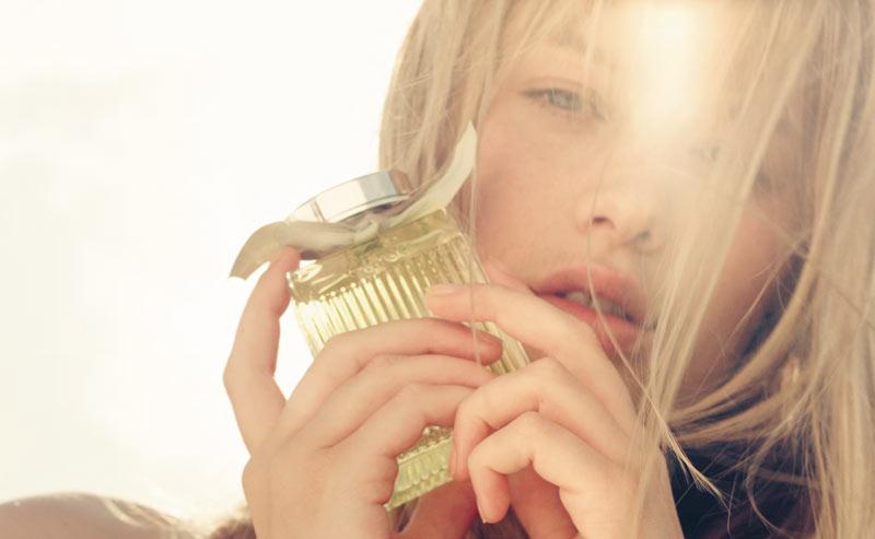Film | Camille Rowe for L'eau de Chloé Fragrance