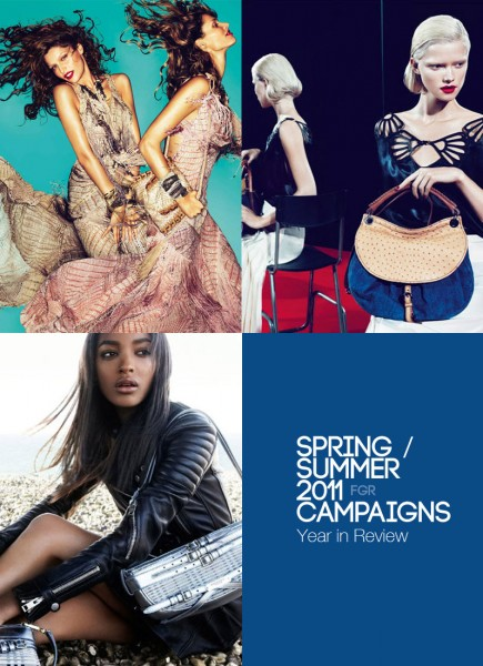 Spring/Summer 2011 Campaigns | Year in Review