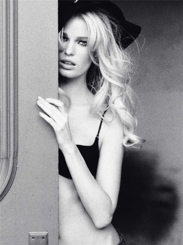 Morning Beauty | Caroline Winberg by Yu Tsai