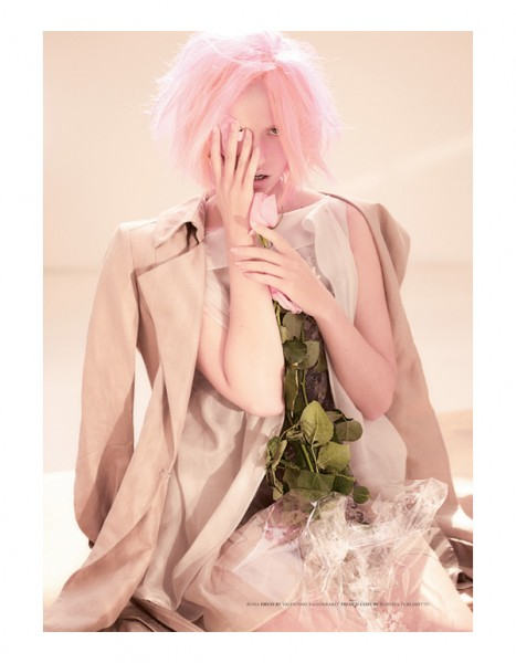 Cato Van Ee by Emilio Tini | <em>The Room</em> Spring 2010