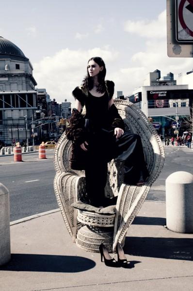 Rachel Alexander by Gavin Rea in Rachel Takes a Trip   Exclusive