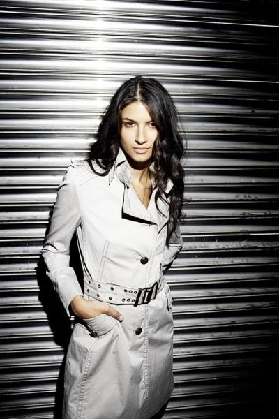 Cheryl Milani by Daniel Woeller for Drykorn Spring 2011 Lookbook