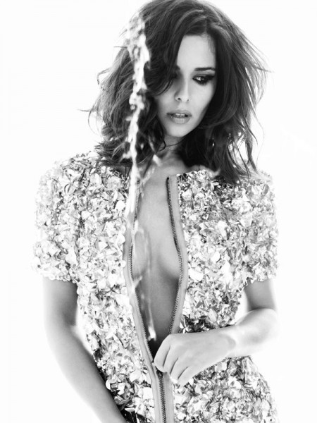 Cheryl Cole by Alexi Lubomirski for <em>Harper&#8217;s Bazaar UK</em> June 2010